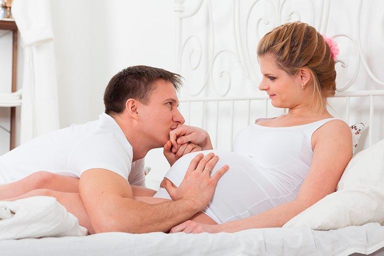 Comment survivre-grossesse-épouses-et-rester-famille