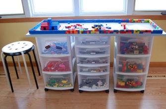Comment conserver Lego