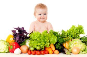 des aliments sains pour les enfants