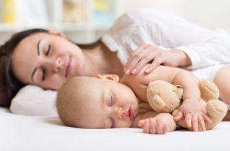 endormir le nouveau-né
