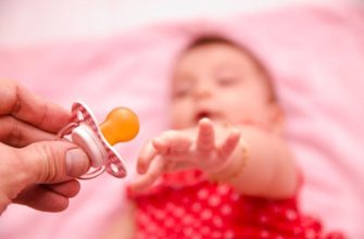comment sevrer un bébé d'un mannequin