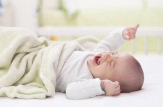 colique chez un nouveau-né