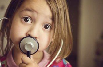 6 maladies infantiles courantes