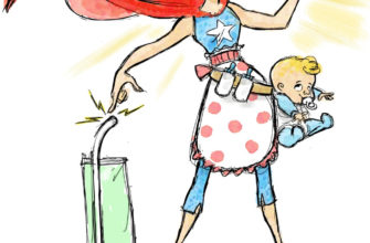 super compétences jeune maman