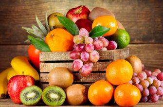 fruits aux mères allaitantes