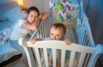 comment endormir un bébé