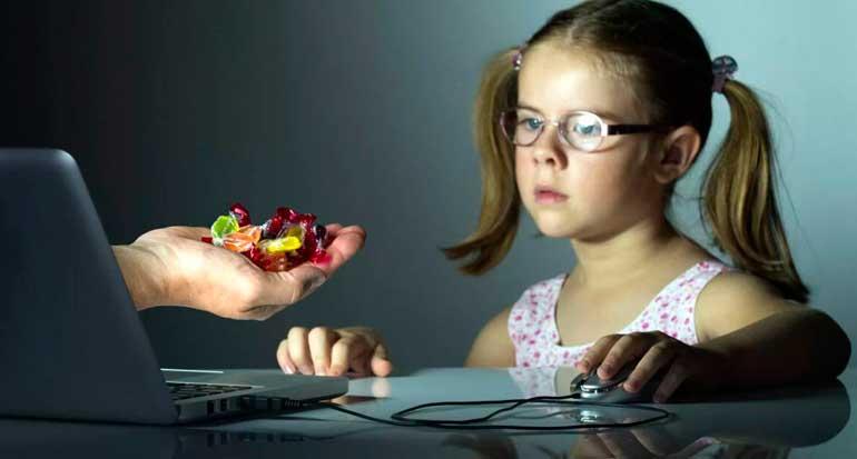 enfant et internet