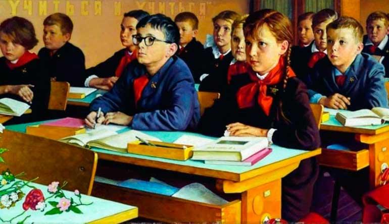 étude de l'URSS